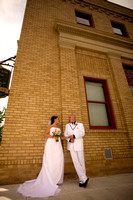 Renay & Adam CV. Methodist & CVIC Hall
