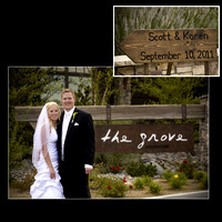 Karen and Scott The Grove pages to approve